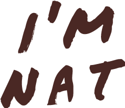 I'M NAT Logo