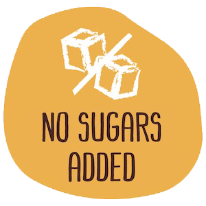 No Sugars Added